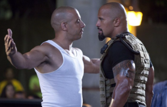 The Rock Vin Diesel