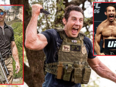 UFC Fighter Tim Kennedy