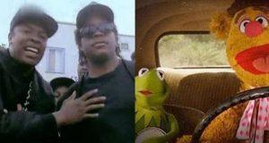 Muppets NWA