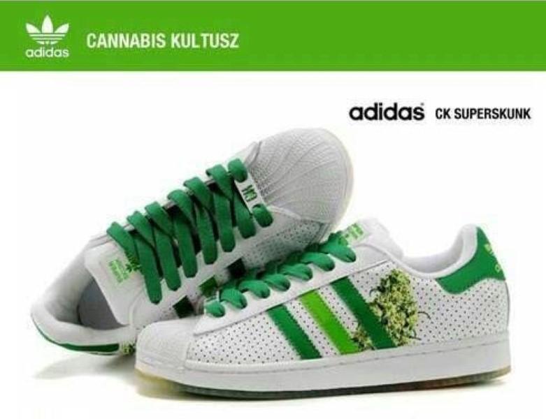 Adidas weed