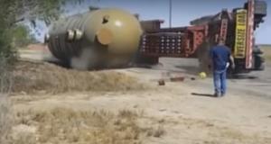 heavy equipment fails