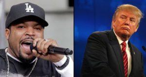 Ice Cube Donald Trump