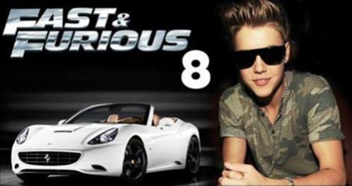 justin bieber set to replace paul walker in fast and furious 8 thug life videos. Black Bedroom Furniture Sets. Home Design Ideas