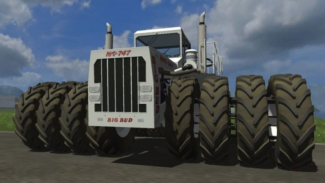 Introducing World S Largest Farm Tractor You Ain T