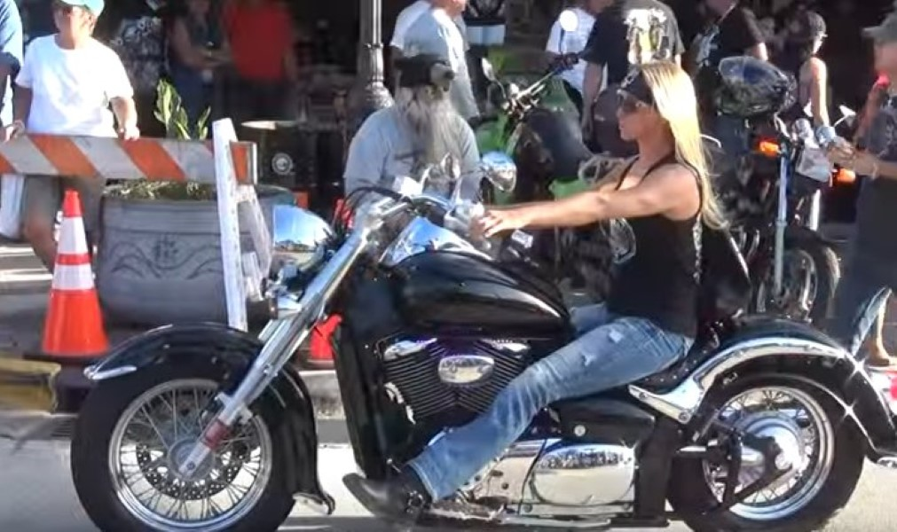 Daytona Beach Bike Week 2016 Thug