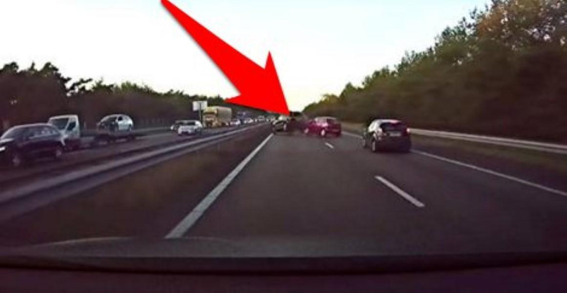 Tesla Autopilot Predicts Car Crash