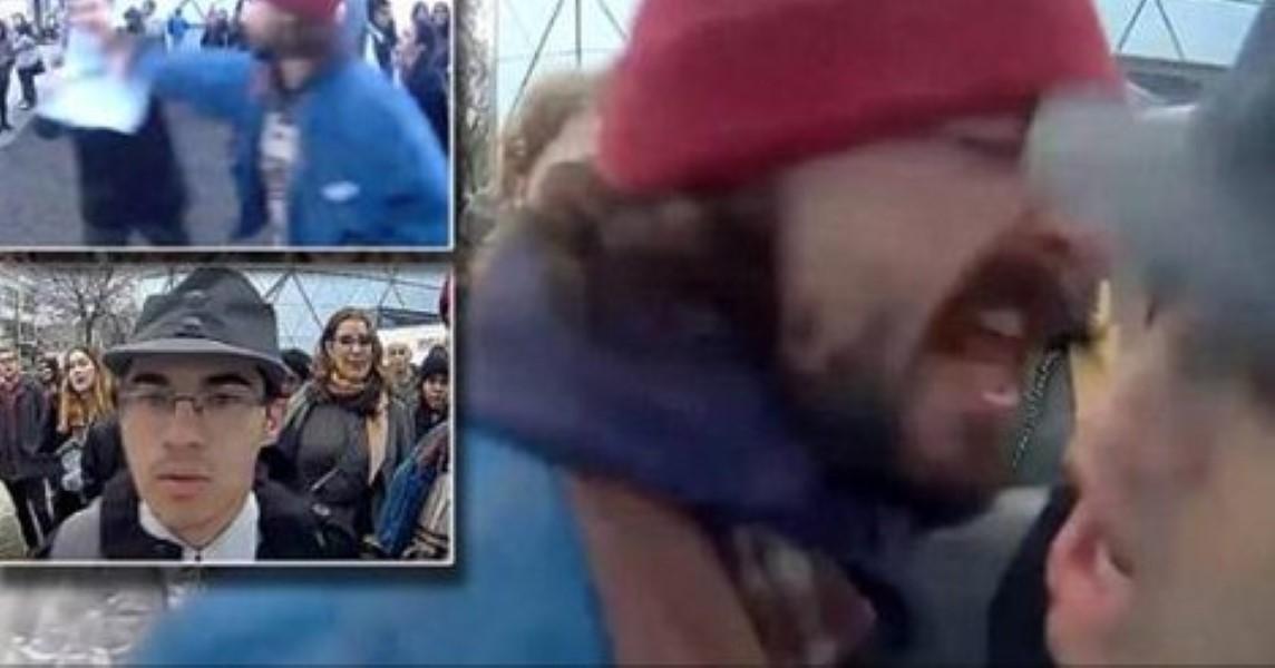 Shia LeBeouf Trump Protest (1)