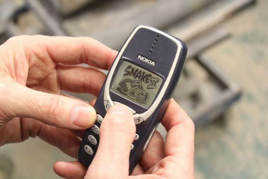 Nokia 3310 Relaunch