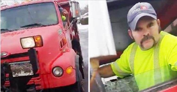 plow driver slap