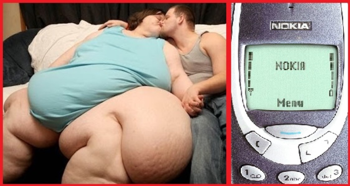 Fat Woman Nokia 3310
