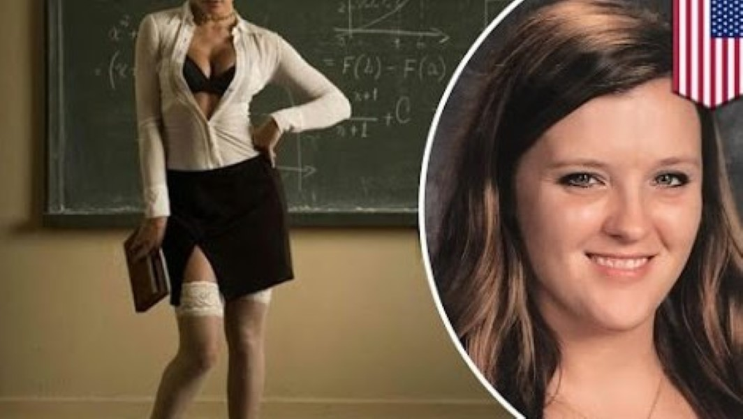 female teacher faces years jail time after hook ups