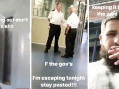 Prison Break Snapchat